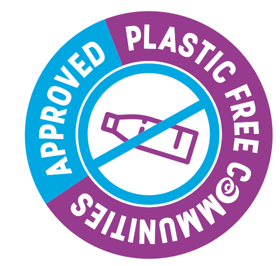 Approved Plastic-free community